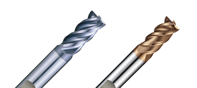 DIN High Performance End Mills