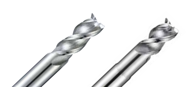 End Mills for Aluminium