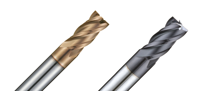 Finishing End Mills