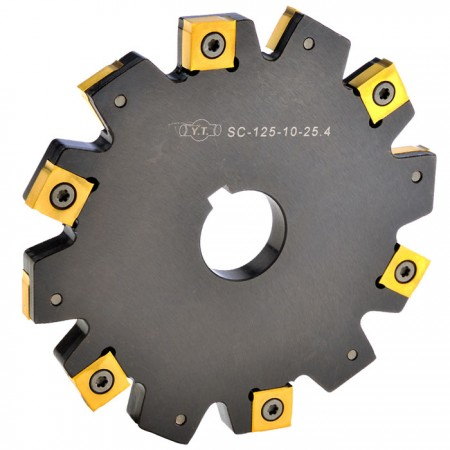 Side Milling Cutter - SC Series